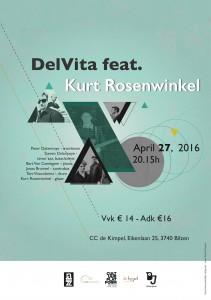 Affiche Delvita Feat Kurt4 kopie 2