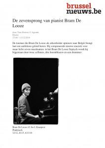 De zevensprong van pianist Bram De Looze-1