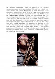 Jazz NU - Interview Brengt oude muziek en jazz samen - Jasper Blom Quartet feat. Bert Joris-4