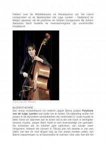 Jazz Nu - Interview bouwen aan een nieuw meesterwerk- Jasper Blom Quartet feat. Bert Joris-2