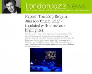 LondonJazzNews