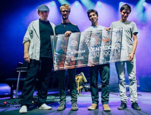 WINNER JONG JAZZ TALENT GENT 2018 – GENT JAZZ FESTIVAL