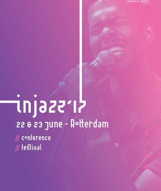 Yves Peeters from Kleptomatics about inJazz (NL) 2018