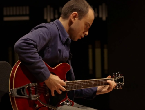 [Live Review] JAZZQUES | Julien Tassin – Live at BOZAR