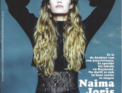 [Interview] KNACK | Naima Joris – Maakt uw blues iets draaglijker